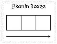 Elkonin Boxes Template by Instant Elkonin Boxes For Segmenting Words Student