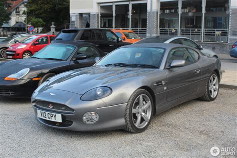 Aston Martin Db 7 by Aston Martin Db7 Gt 20 2016 Autogespot