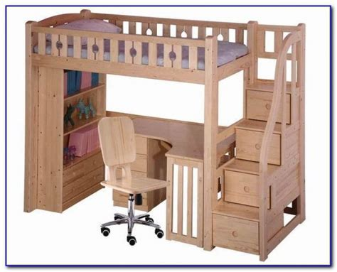 Desk Bunk Bed Combo Bunk Bed Desk Combo Ikea Bedroom Home Design Ideas Nnjel8w781