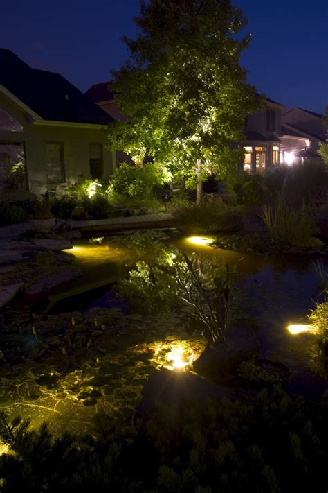 Aquascape Lighting by 17 Best Images About Pond And Water Feature Design Ideas