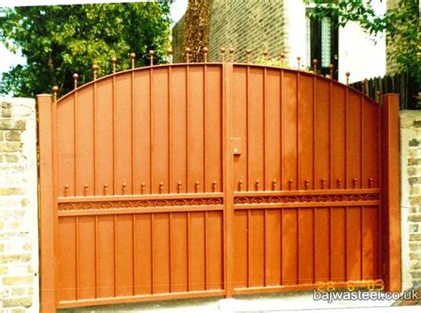swinging gates for driveways bajwa steel home