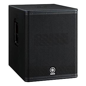 Speaker Active Toa yamaha dxs15 15 quot active subwoofer guitar center