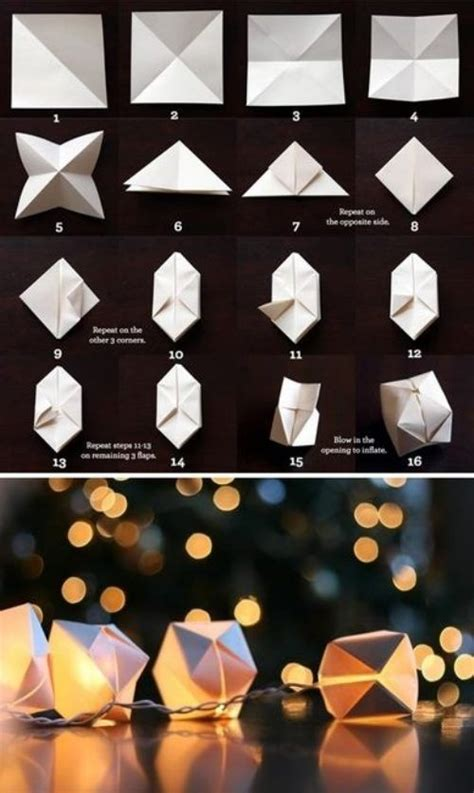 Origami Lantern Box - best 25 origami lantern ideas on origami