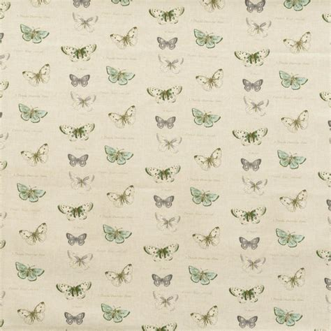 butterfly material for curtains butterflies curtain fabric linen great range of