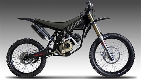 The world s lightest dirt bike mountain moto fx5 rideapart