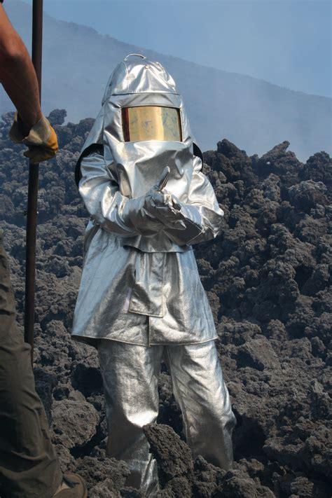 volcanologistheatsuit nustem