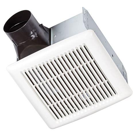 Rona Bathroom Fan by Bathroom Fan Invent Series 50 Cfm Rona