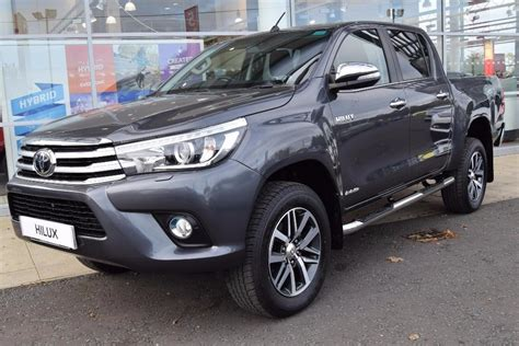toyota hilux new model 2016 used 2016 toyota hilux invincible new model for sale in