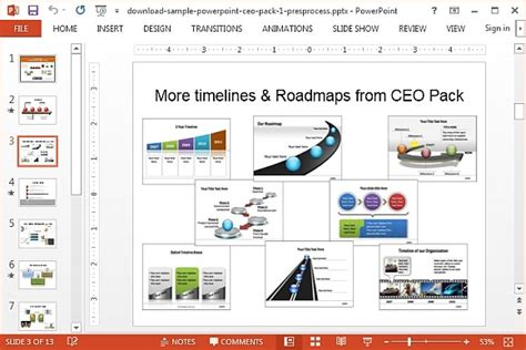 how to doodle in powerpoint road map powerpoint template how to draw a 3d roadmap in