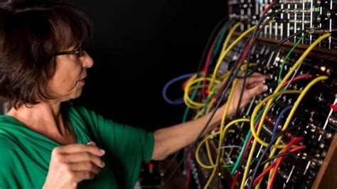 Legendary Synthesist by Suzanne Ciani Perform A Mindbending Live Modular Set