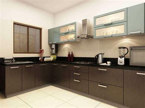 L Shaped Modular Kitchen Designs by Cocinas Peque 241 As En Forma De L Cincuenta Dise 241 Os