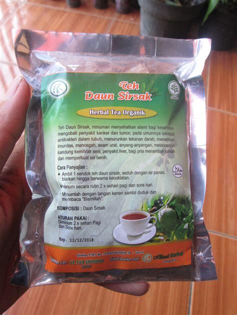 Herbal Daun Prasman Kering jual daun sirsak kering siap rebus toko herbal alzafa alzafa store