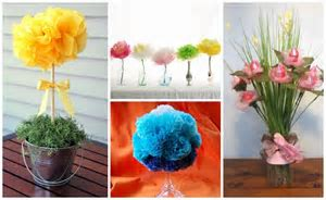 Baby Shower Centerpieces You Can Make Yourself!   Blissfully Domestic