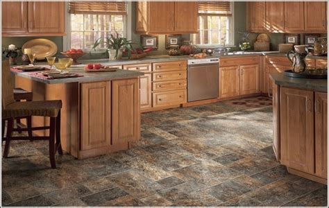 best flooring for kitchen best vinyl kitchen flooring