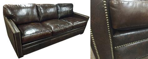 Artistic Leather Sofa Artistic Leather Sofa Bradley S Furniture Etc Artistic Leather Premium Rustic Sofas Thesofa