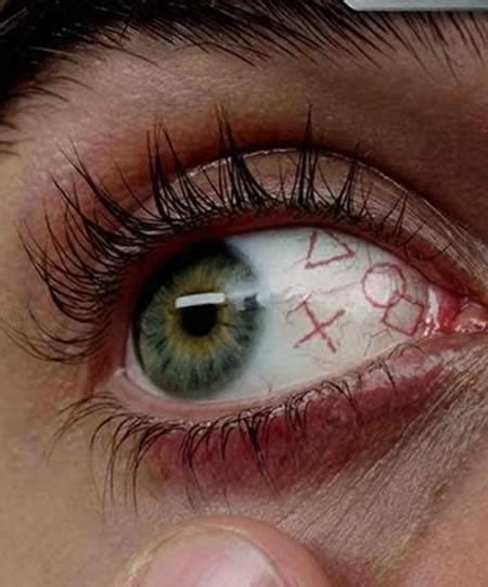 Extreme Eye Tattoo | extreme eye tattoos