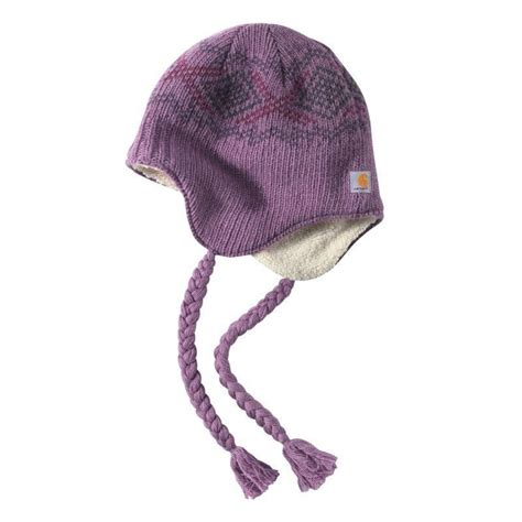 carhartt hats with ear flaps images