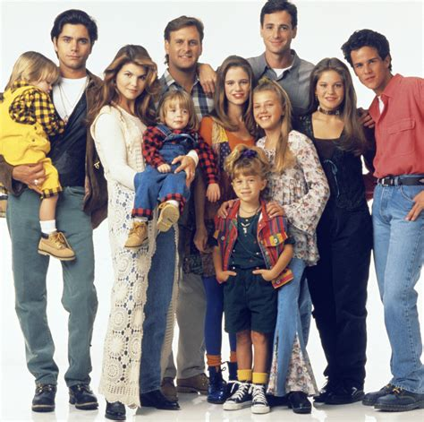 fuller house 15 then and now photos of the cast of full house j 14