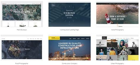 Wix How To Change Template Gallery Template Design Ideas Wix Directory Template