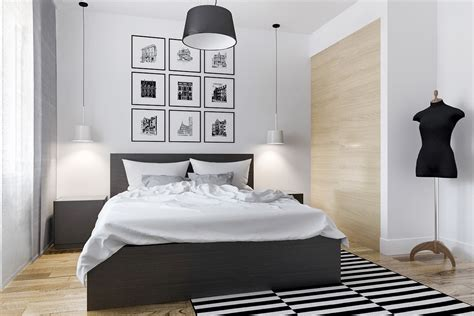 Black And White Bedroom 40 Beautiful Black White Bedroom Designs