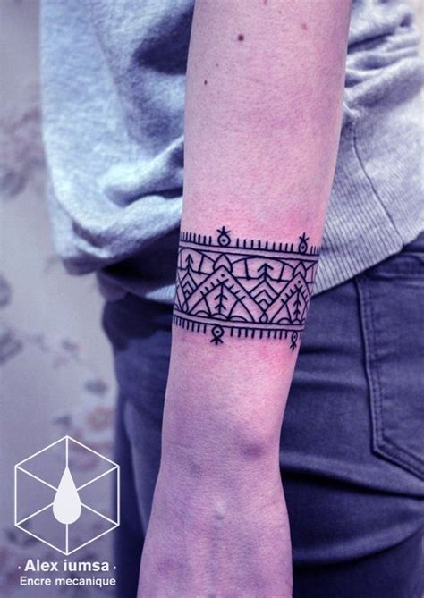 unique armband tattoo designs 40 unique arm band designs