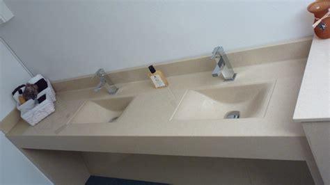 double bowl bathroom sink seamless double bowl vanity top modern bathroom sinks north west