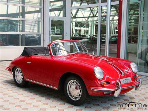 Porsche 356 Sc Cabrio porsche 356 sc 1600 c cabrio cabrio auto salon singen