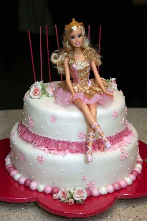 Birthday Cake Ideas. barbie theme for best birthday cake: Barbie Birthday Cake Best Party Girl