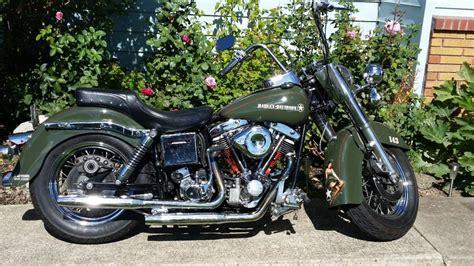 Washington Harley Davidson by Harley Shovelhead Motorcycles For Sale In Washington