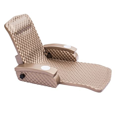 super recliner trc recreation super soft adjustable recliner in bronze