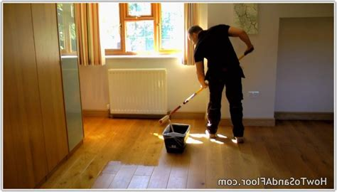 Wood Floor Refinishing Without Sanding Refinishing A Wood Floor Without Sanding Flooring Home Decorating Ideas Nb2ja3g4dy
