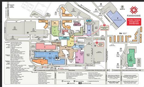 csait program maps mohawk college mohawk college floor plan fanshawe college cus map html