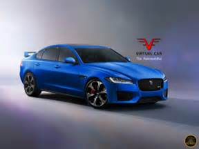 Xfrs Jaguar 2017 Jaguar Xfr S Render Looks Spot On Unsurprisingly