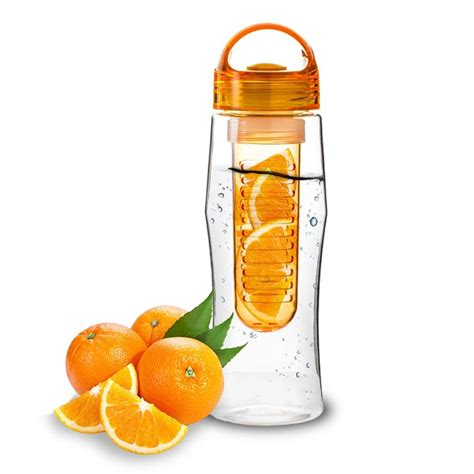 fruit infuser 800ml fruit infusion infusing infuser water bottle cup