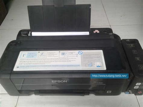 Printer Epson Paling Mahal cara instalasi printer epson l300 stey by step lengkap