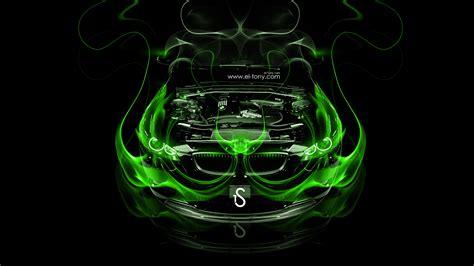 bmw  engine fire car  el tony