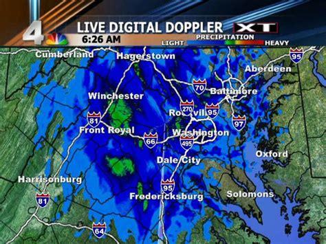 live weather map live doppler radar nbc4 washington