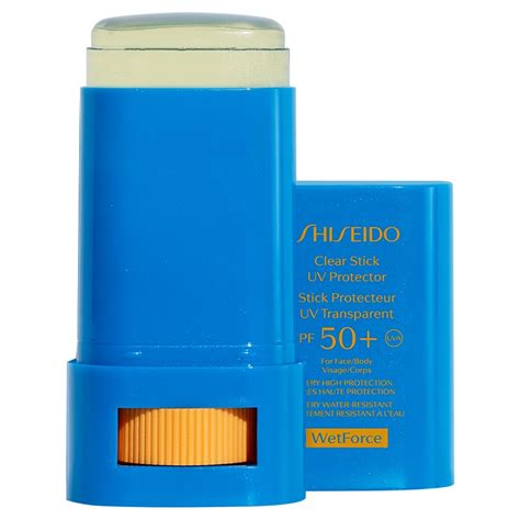 Shiseido Uv Protector shiseido sun clear stick uv protector spf 50