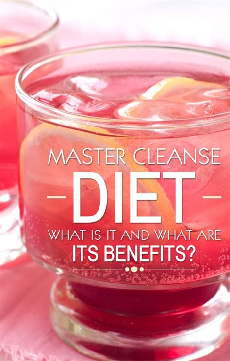 Is Detox Scientifically Proven by Best 25 Lemonade Diet Ideas On Master Cleanse