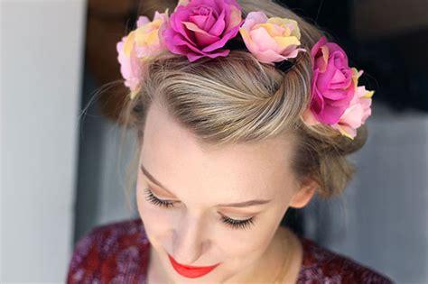 cerchietti per capelli con fiori accessori capelli 2016 primavera estate cerchietti di