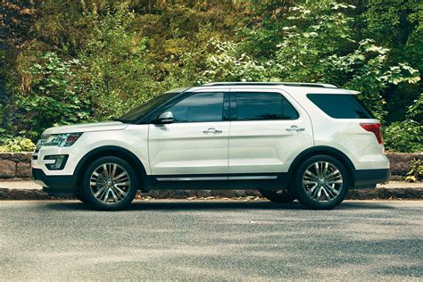 ford explorer 2017 2017 ford explorer overview the wheel