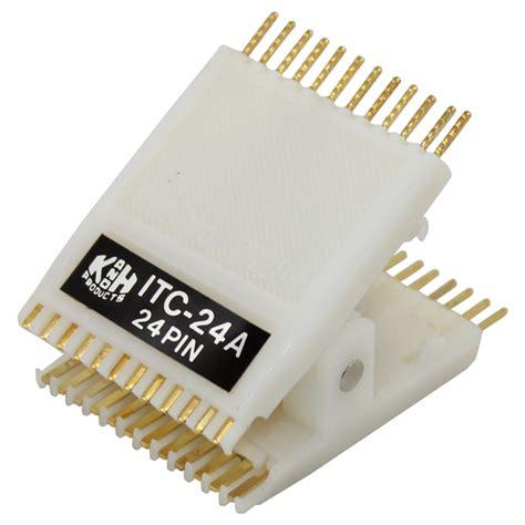 ic test clip  pins itc