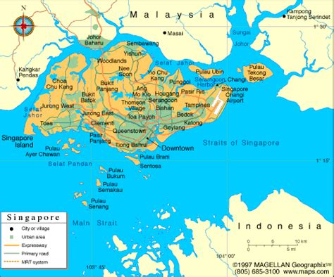 world map image singapore countries of the world singapore