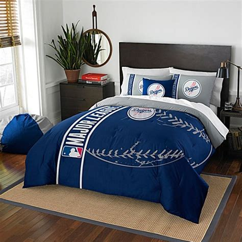 mets comforter sets mlb los angeles dodgers bedding bed bath beyond