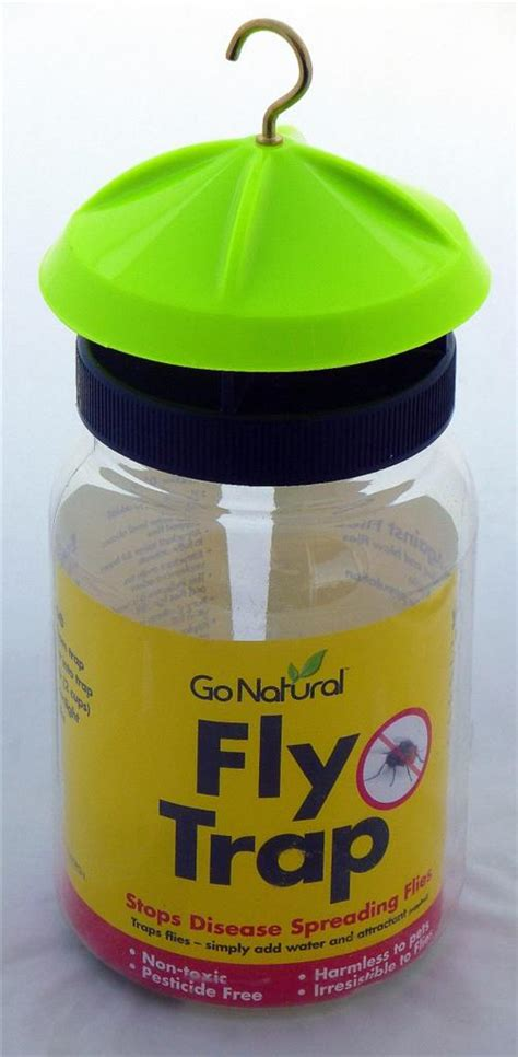 house fly trap house flies blow fly trap attractant bait outdoor use enviro safe catch flies ebay