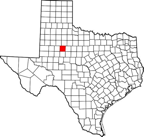 scurry texas map file map of texas highlighting scurry county svg wikimedia commons