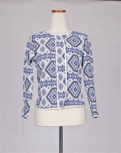Etnik Vest cardigan etnik sweater tunic