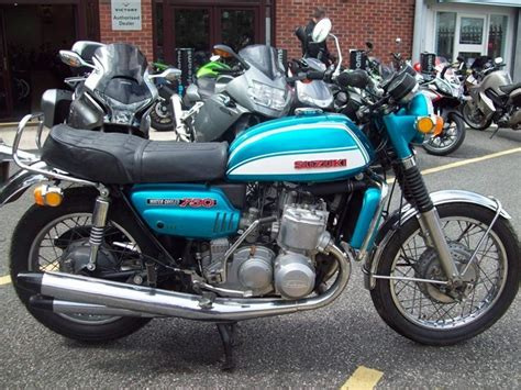 Suzuki Kettle For Sale Four From Mcn S Classifieds 2 Stroke Special Mcn