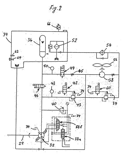 integrated hydraulic circuits patent us20060068970 hybrid hydraulic drive system with engine integrated hydraulic machine