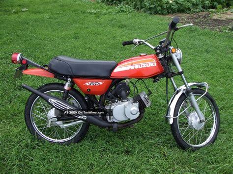 Ts Suzuki 1971 Suzuki Ts 50